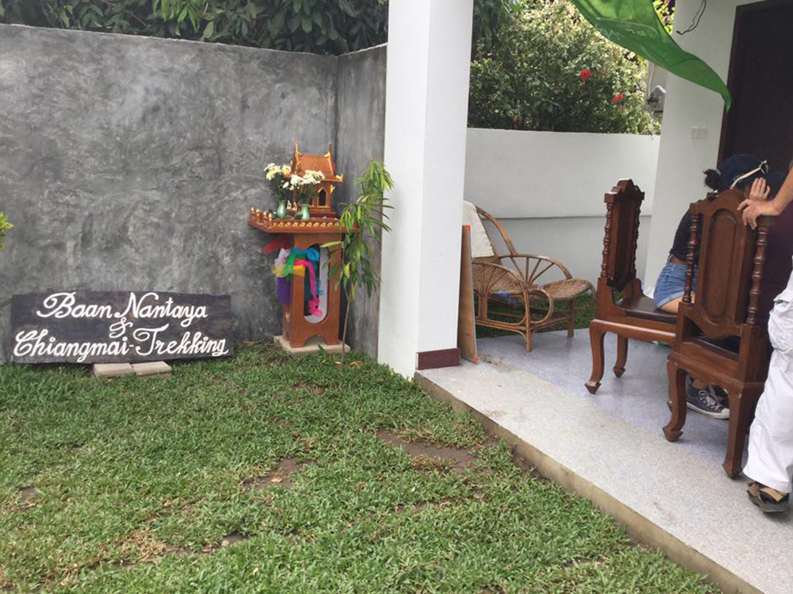 Guesthouse in the Old City of Chiang Mai | Chiang Mai Trekking | Le meilleur trekking à Chiang Mai avec Piroon Nantaya